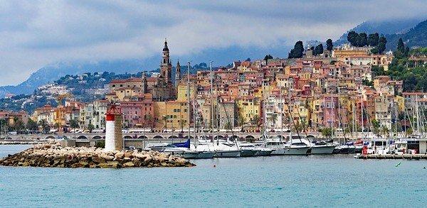 Menton Cote D'Azur 45 minutes from Villa Ad Alta